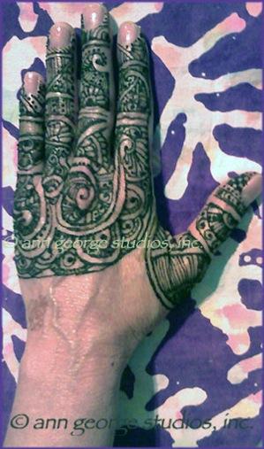 Tattoo Tribal Arms